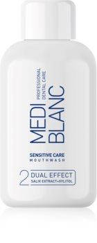 MEDIBLANC Sensitive Care bain de bouche pour dents et gencives sensibles