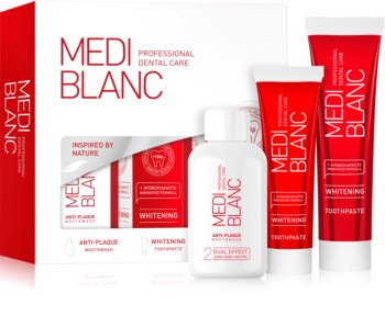 MEDIBLANC Dental Care Zahnpflegeset III.