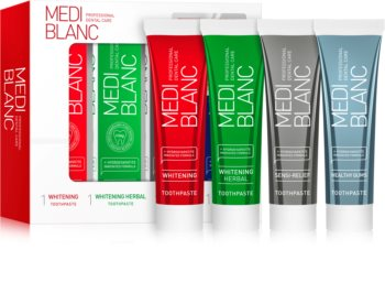 MEDIBLANC Dental Care Ensemble de soins dentaires