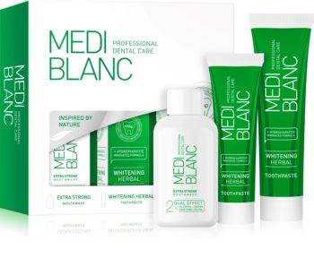 MEDIBLANC Dental Care kit med tandvård II.