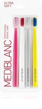 MEDIBLANC 5690 Ultra Soft zubné kefky ultra soft 4 ks