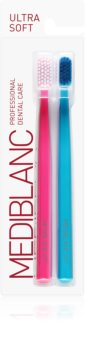 MEDIBLANC 5690 Ultra Soft Ultra Soft Toothbrushes, 2pcs