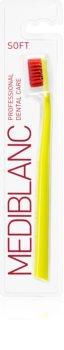 MEDIBLANC 3210 SOFT зубная щетка мягкая