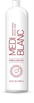 MEDIBLANC Pure & Healthy Mundwasser für langanhaltenden frischen Atem