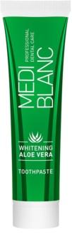 MEDIBLANC Whitening Aloe Vera regenerirajuća zubna pasta za izbjeljivanje