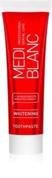 MEDIBLANC Whitening pastă de dinți cu efect de albire