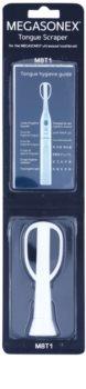 Megasonex M8T1 náhradná škrabka na jazyk pre ultrasonickú zubnú kefku