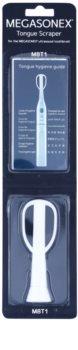 Megasonex M8T1 racletă curățare limbă pentru periuță de dinți cu ultrasunete