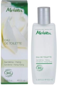Melvita Gardenia - Ylang Ylang eau de toilette para mujer 100 ml