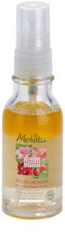 Melvita Pulpe de Rose sérum bifásico para iluminar y alisar la piel