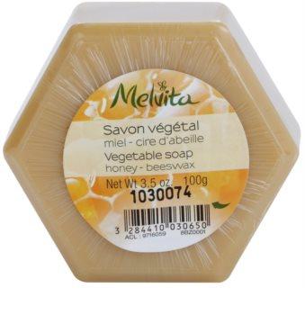 Melvita Savon sabonete de plantas com mel
