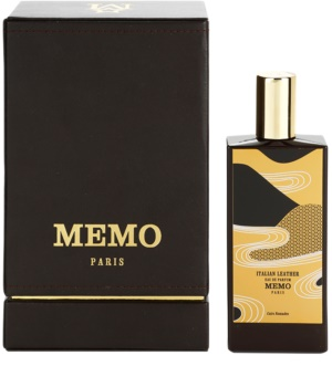 Memo Italian Leather Eau de Parfum unissexo