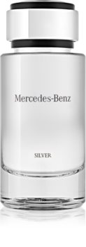 Mercedes-Benz For Men Silver Eau de Toilette pentru bărbați