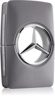 Mercedes-Benz Man Grey Eau de Toilette Miehille