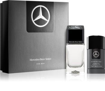 Mercedes-Benz Select coffret XI. para homens