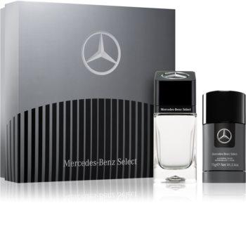 Mercedes-Benz Select set cadou I. pentru bărbați