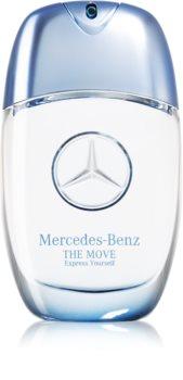 Mercedes-Benz The Move Express Yourself Eau de Toilette voor Mannen