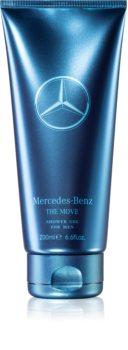 Mercedes-Benz The Move Shower Gel for Men