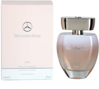 Mercedes-Benz Mercedes Benz L'Eau Eau de Toilette for Women