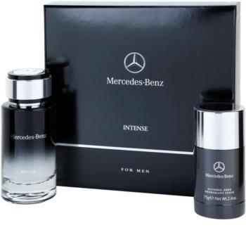 Mercedes Benz For Men Intenseajándékszett I.