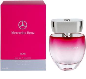Mercedes-Benz Mercedes Benz Rose toaletní voda pro ženy