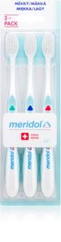 Meridol Gum Protection Hammasharjat, 3 kpl Pehmeä