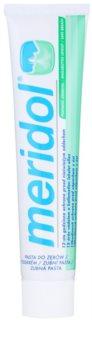 Meridol Halitosis Pasta em gel para dentes e língua contra mau hálito