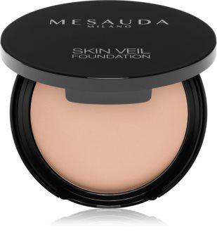 Mesauda Milano Skin Veil kompakt make - up kombinált és zsíros bőrre