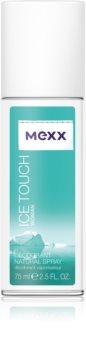 Mexx Ice Touch Woman desodorante con pulverizador para mujer