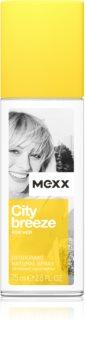 Mexx City Breeze deo mit zerstäuber für Damen