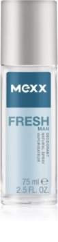 Mexx Fresh Man deodorant s rozprašovačem pro muže