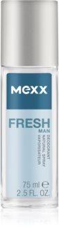 Mexx Fresh Man desodorizante vaporizador para homens