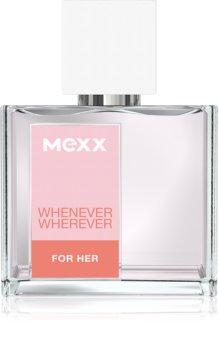 Mexx Whenever Wherever Eau de Toilette til kvinder