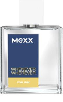 Mexx Whenever Wherever lotion après-rasage
