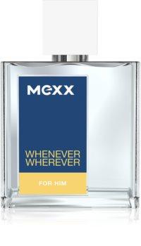 Mexx Whenever Wherever eau de toillete για άντρες