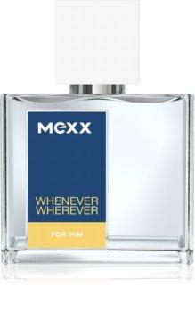 Mexx Whenever Wherever toaletná voda pre mužov