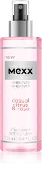 Mexx Whenever Wherever Casual Citrus & Rose Refreshing Body Spray