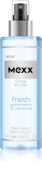 Mexx Fresh Splash Fresh Watermelon & Jasmine osvěžující tělový sprej