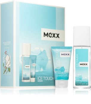 Mexx Ice Touch Woman Lahjasetti (Naisille)