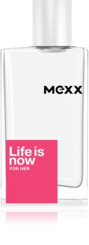 Mexx Life is Now  for Her Eau de Toilette für Damen