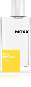 Mexx City Breeze Eau de Toilette für Damen