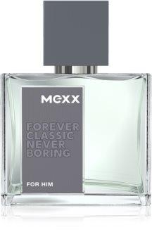 Mexx Forever Classic Never Boring for Him Eau de Toilette Miehille