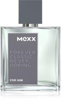 Mexx Forever Classic Never Boring for Him Eau de Toilette für Herren