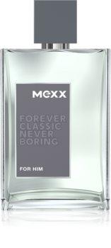 Mexx Forever Classic Never Boring for Him eau de toilette para homens
