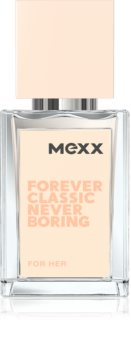 Mexx Forever Classic Never Boring for Her eau de toilette for Women