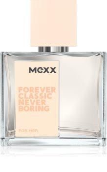 Mexx Forever Classic Never Boring for Her eau de toilette para mulheres