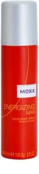 Mexx Energizing Man desodorante en spray para hombre 150 ml