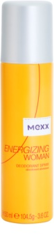 Mexx Energizing Woman deodorant Spray para mulheres 150 ml