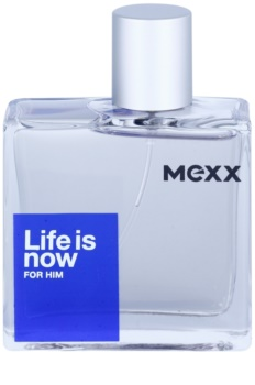 Mexx Life is Now for Him loción after shave para hombre 50 ml