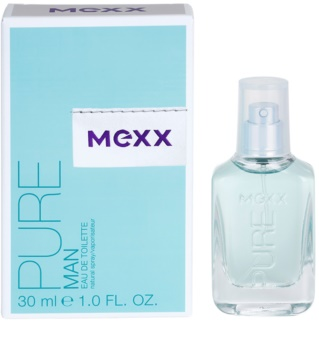 Mexx Pure Man New Look woda toaletowa dla mężczyzn